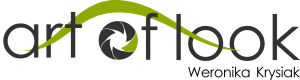 weronika logo art of look