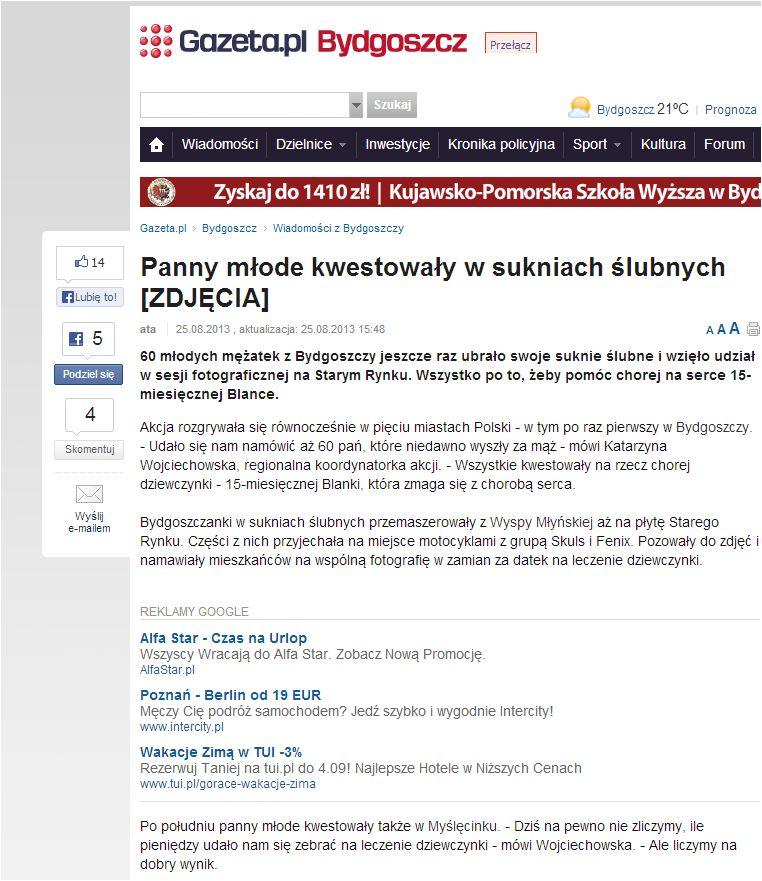 gazeta.pl Bydgoszcz